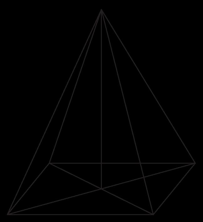podstawą ostrosłupa ABCDS jest prostokąt, którego boki pozostają w stosunku