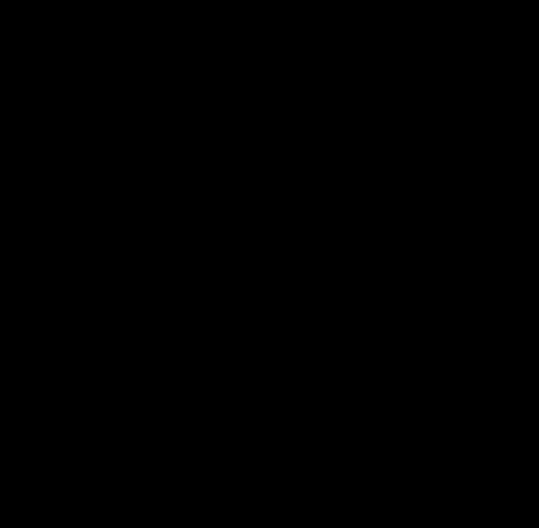 punkty K, L, i M są środkami krawędzi