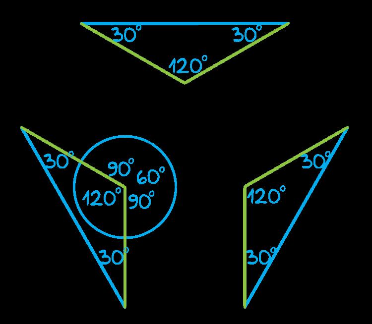 na bokach trójkąta równobocznego ABC