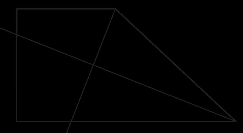 dany jest trapez prostokątny ABCD o podstawach AB i CD