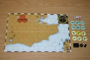bitwa o wielką brytanię gra planszowa