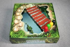 niebezpieczna wyprawa gra planszowa
