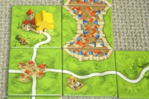 carcassonne gra planszowa