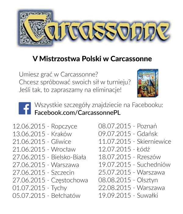 carcassonne mistrzostwa turniej