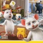 myszki w opałach