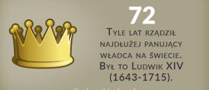 najdłużej panujący władca