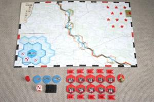 7 w obronie Lwowa gra planszowa