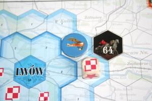 7 w obronie Lwowa gra planszowa recenzja