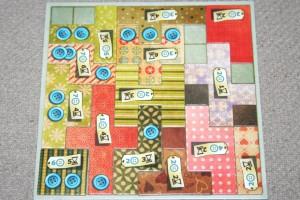 patchwork gra planszowa