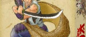 pojedynek ninja