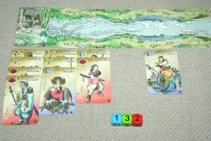 pojedynek ninja gra recenzja