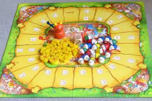 dzielne myszki gra planszowa dla dzieci