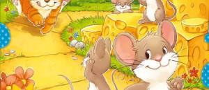 dzielne myszki gra egmont