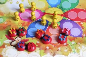 kolorowe biedronki gra dla dzieci