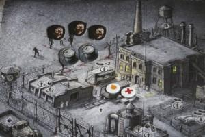 atak zombie gra