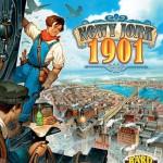 nowy jork 1901 gra planszowa bard recenzja