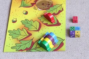 pędzące ślimaki gra planszowa