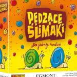 pędzące ślimaki gra recenzja egmont opinie