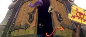 zapraszamy do podziemi gra recenzja opinie 2 pionki portal games
