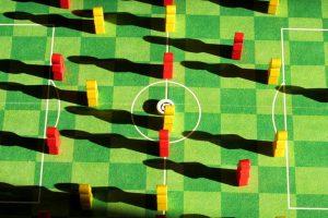 piłka nożna gra planszowa
