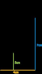 objętość graniastosłupa prostego trójkątnego