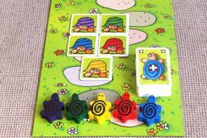 pędzące żółwie egmont gra dla dzieci