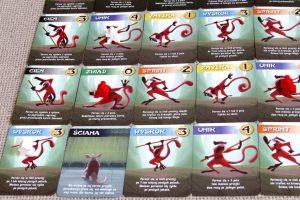 obóz ninja 2 pionki portal games