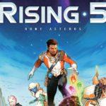 rising 5 recenzja opinie gra planszowa 2 pionki