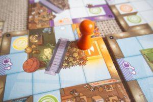 magic maze gra planszowa