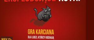 eksplodujące kotki opinie gra recenzja exploding kittens