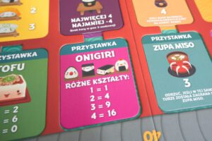 sushi go party gra opinie